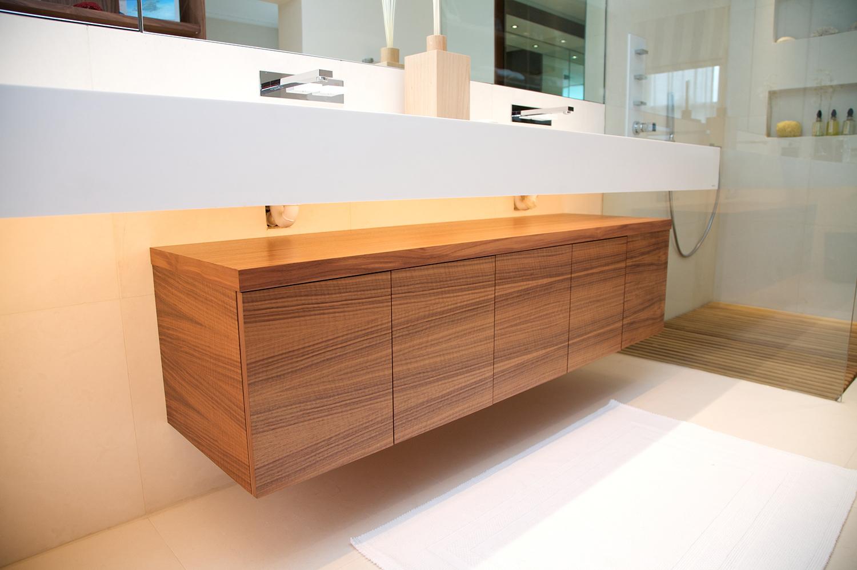 Bespoke Bathroom Cabinetry - Bespoke Furniture Hampshire, UK