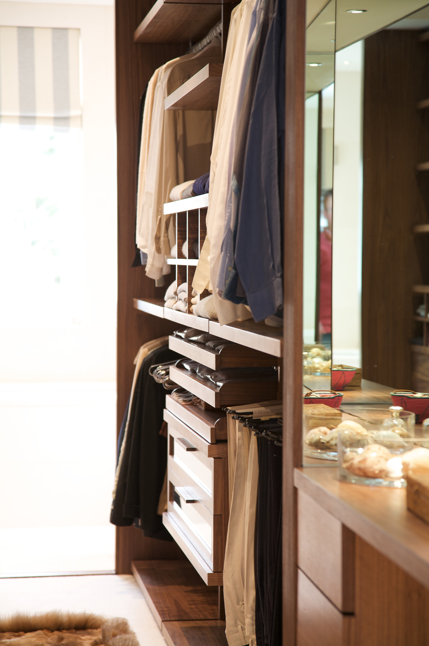 Bespoke Dressing Room - Bespoke Furniture Hampshire, UK